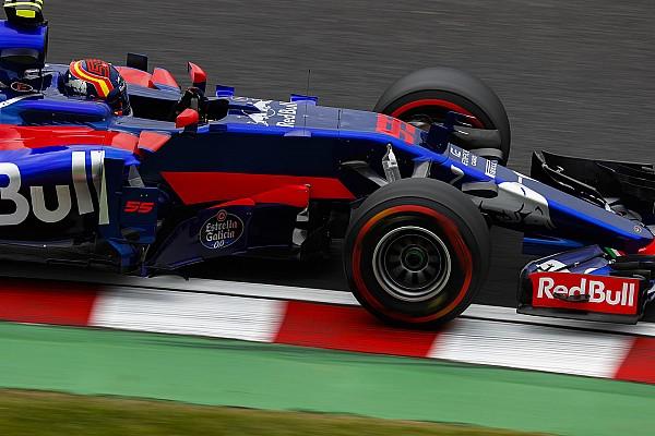 Stop/Go Livefeed Hartley már a Toro Rosso F1-es szerelésében feszít