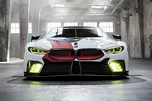 WEC Fotostrecke Bildergalerie: BMW M8 GTE für WEC und IMSA 2018
