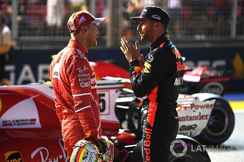 Ricciardo még mindig hisz a szingapúri győzelemben