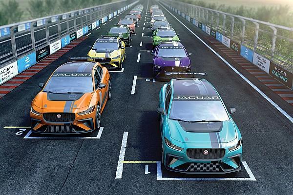 OTROS MONOPLAZAS Noticias de última hora  Jaguar tendrá categoría eléctrica en la Fórmula E