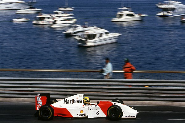 Fórmula 1 Conteúdo especial 25 anos: Como Ayrton Senna virou o rei de Mônaco