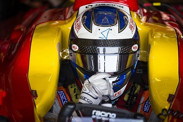 Malja moves to Racing Engineering for GP2 2017