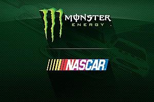 NASCAR Cup Breaking news Monster named new title sponsor for NASCAR's premier series