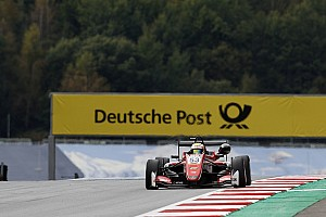 F3 Europe Qualifying report Red Bull Ring F3: Ilott edges Gunther for Race 1 pole