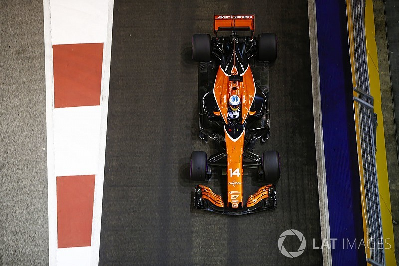 """McLaren : """"Nous sommes des clients privilégiés avec Renault"""""""