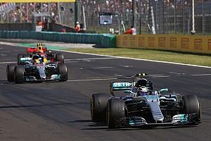 Formel 1 News Hamilton: Ungarn-Platztausch als Auslöser für Titel-Durchmarsch