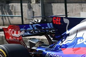Formel 1 Fotostrecke F1-Technik: Detailfotos der Updates beim Test in Ungarn