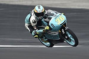 Moto3 Crónica de Carrera Mir logró una dominante victoria en Moto3