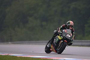 MotoGP Trainingsbericht FT1 Brünn MotoGP 2017: Zarco mit Regenbestzeit