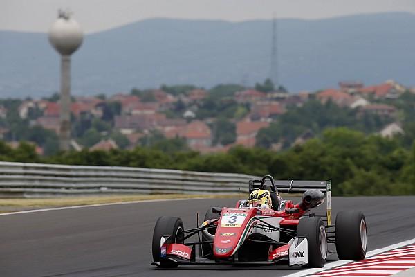 F3 Europe Relato da corrida Gunther vence e se torna líder; Pedro Piquet abandona