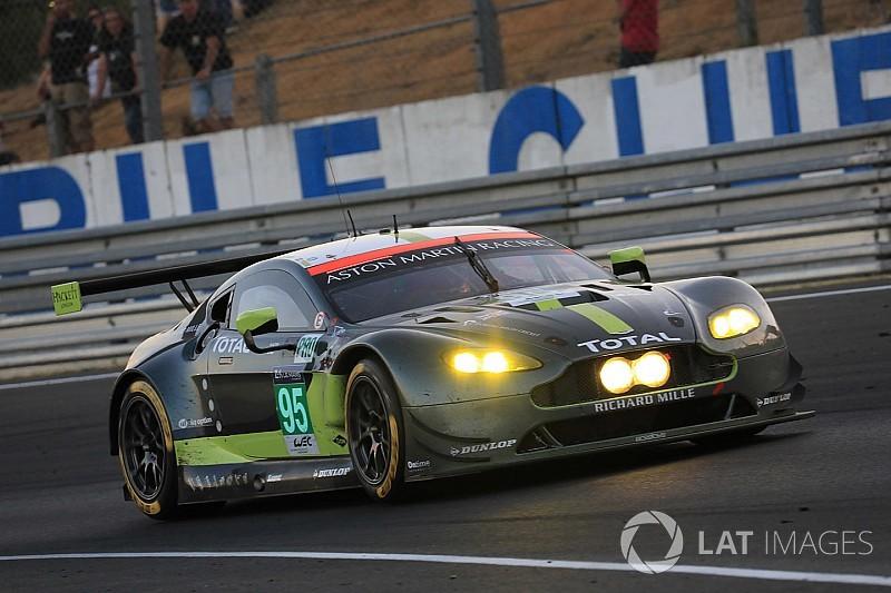 До Aston Martin не застосовуватимуть баланс сил на Нюрбургринзі