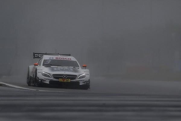 Paffett fue el más rápido en la primera en el Nürbürgring