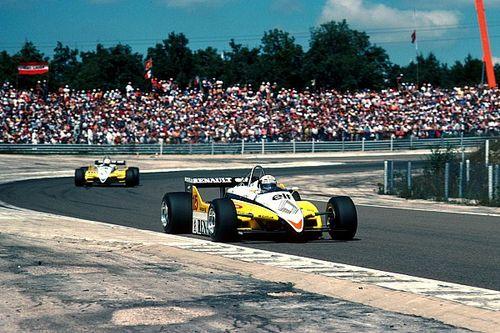 Los ganadores históricos del GP de Francia de Fórmula 1