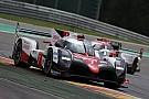 WEC Toyota continúa al frente en los Libres 2 de Spa