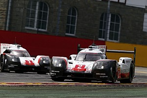 WEC Breaking news Porsche: Tyre wear to blame for Toyota's Spa advantage
