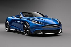 Prodotto Ultime notizie Aston Martin Vanquish S Volante, un V12 da salvaguardare