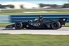 IndyCar Video: De nieuwe IndyCar-bolide in actie tijdens test op Sebring