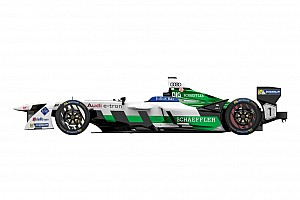 Formula E Top List GALERÍA: Así es el Audi e-tron FE04