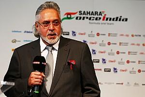 F1 Noticias de última hora Vijay Mallya: