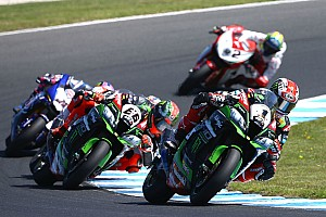 World Superbike Race report Phillip Island WSBK: Rea again outduels Davies in Race 2