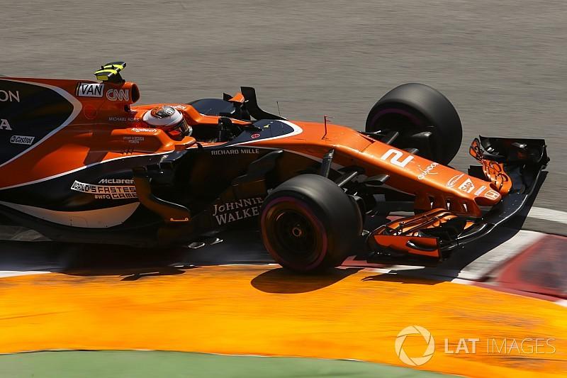 Formel 1 2017: McLaren mit Honda-Update beim GP Österreich