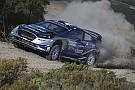 WRC WRC Italië: Eerste WRC-zege voor Ott Tanak in Italië