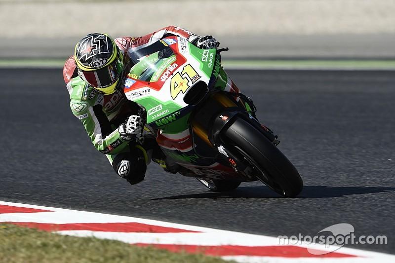 Aprilia s'oriente vers 2019 pour avoir une équipe satellite en MotoGP