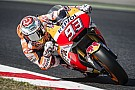 Marquez leads post-race test at Barcelona