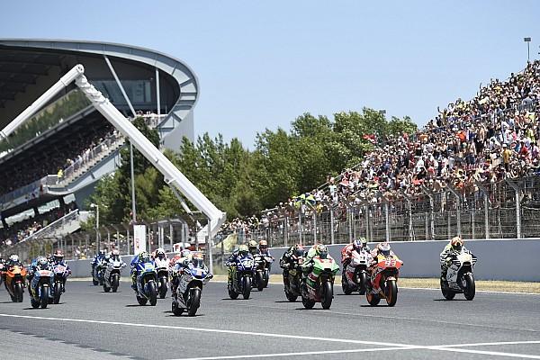 Barcelone : les pilotes MotoGP donnent leur feu vert aux travaux