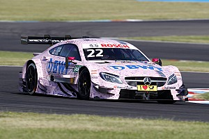 DTM Qualifying report Lausitz DTM: Auer snatches second career pole