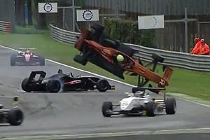 ALTRE MONOPOSTO Ultime notizie Video: che volo per Venica nella F2 Italian Trophy a Monza!