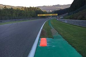 F1 Noticias de última hora Se instalan nuevos pianos en Spa para el GP de Bélgica
