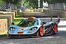 Vintage McLaren a Goodwood, una leggenda vissuta velocemente