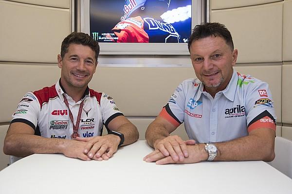 Gresini and Cecchinello: Two decades as grand prix team bosses