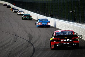 NASCAR Cup Analysis Kansas race outcome determined by what we didn't see