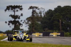 Fórmula 3 Brasil Relato da corrida Com apenas sete carros no grid, Iorio vence na F3 Brasil