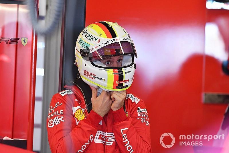 Vettel: Düzlükte değil, virajlarda kaybediyoruz
