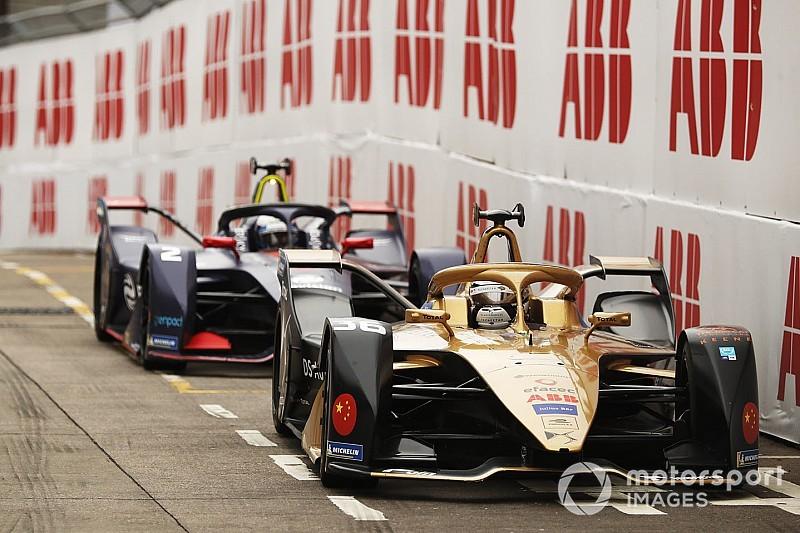 Bird ceza aldı, Hong Kong E-Prix'si zaferi Mortara'nın oldu!