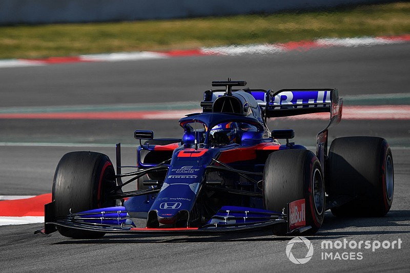 F1バルセロナ公式テスト2回目:3日目午前タイム結果