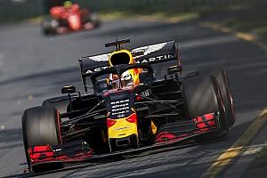Verstappen a poussé le moteur Honda pour dépasser Vettel
