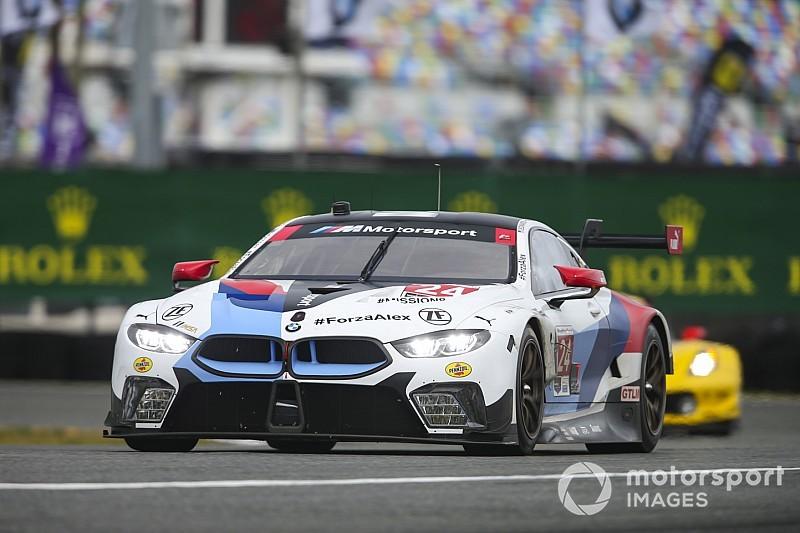 BMW opens the door for Zanardi return