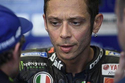"Graziano Rossi : Valentino de retour ""à 80%"" à Brno"