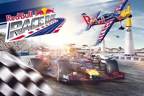 Der Red Bull RACE DAY bietet Spektakel in der Luft und am Boden