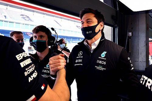 Ini Alasan Wolff Sebut Red Bull Favorit di GP Monako