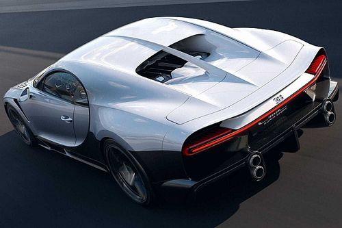 Bugatti Chiron Super Sport revealed as 273mph, €3.2m grand tourer