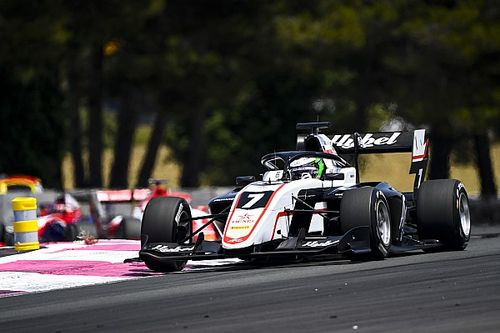 France F3: Mercedes junior Vesti beats Hauger to pole
