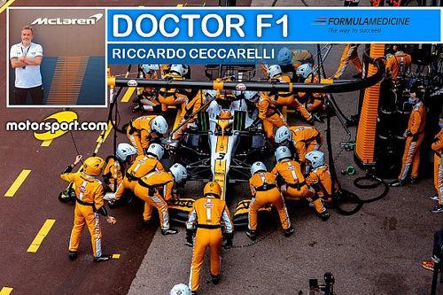 """Ceccarelli: """"Dal Ricard monitoro anche meccanici e ingegneri"""""""
