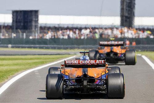 Brown Yakin Sponsor Senang Mesin Mobil F1 Lebih Berisik