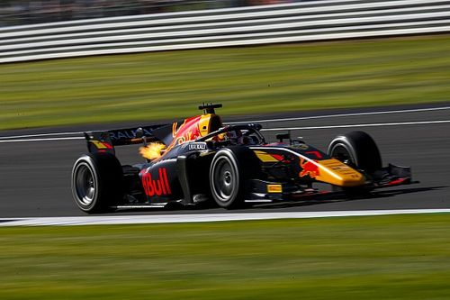The Red Bull F1 junior aiming to defy geographical odds