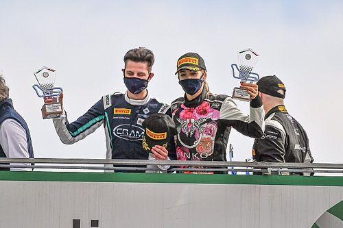 GT Italiano: Francesca Linossi lascia Monza da leader di GT Cup